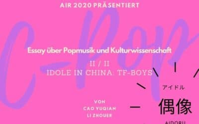 Idole in China: TFBoys