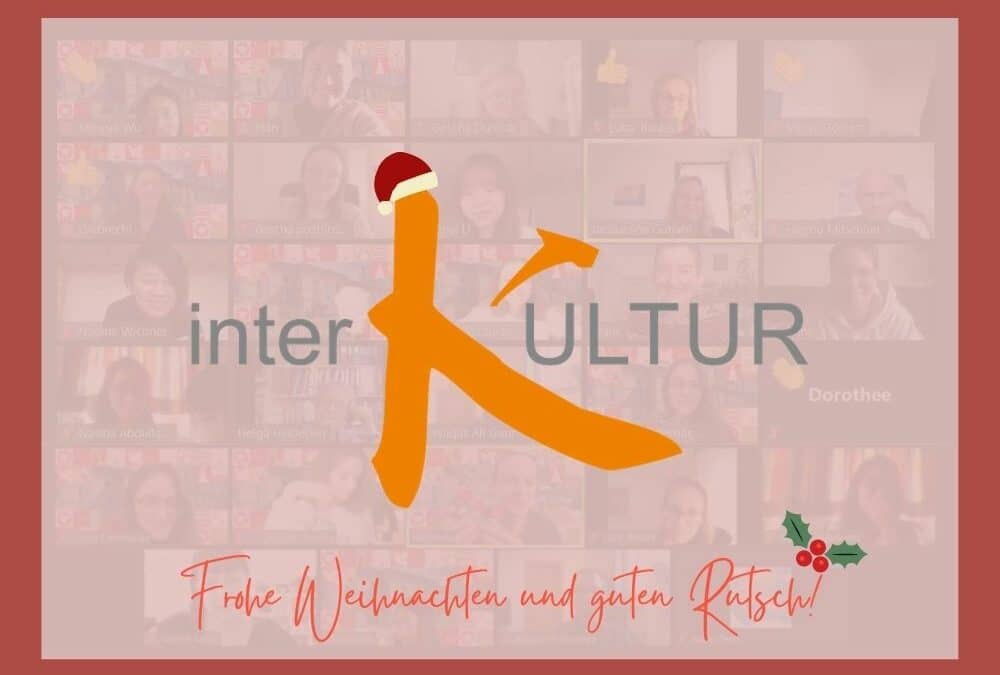 IKG Weihnachtsfeier 2020 goes/ went virtual!